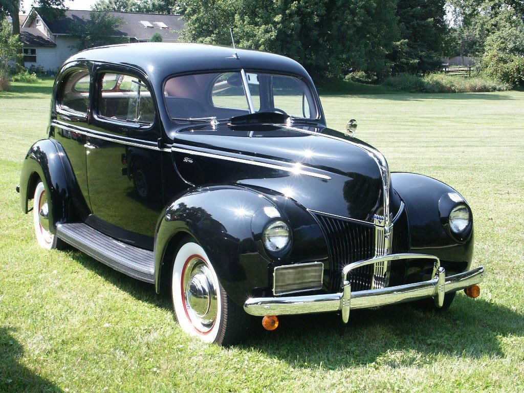 New 1940 1950 Ford Cars On This Month Original 1024 x 768