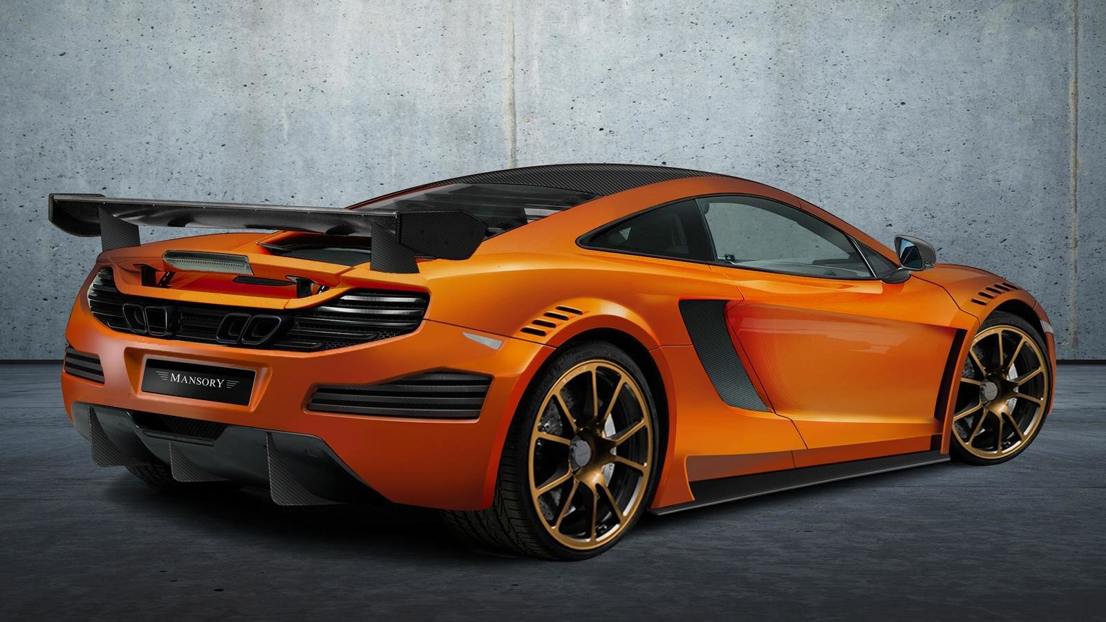 New Mansory Mclaren Mp4 12C Car Tuning On This Month