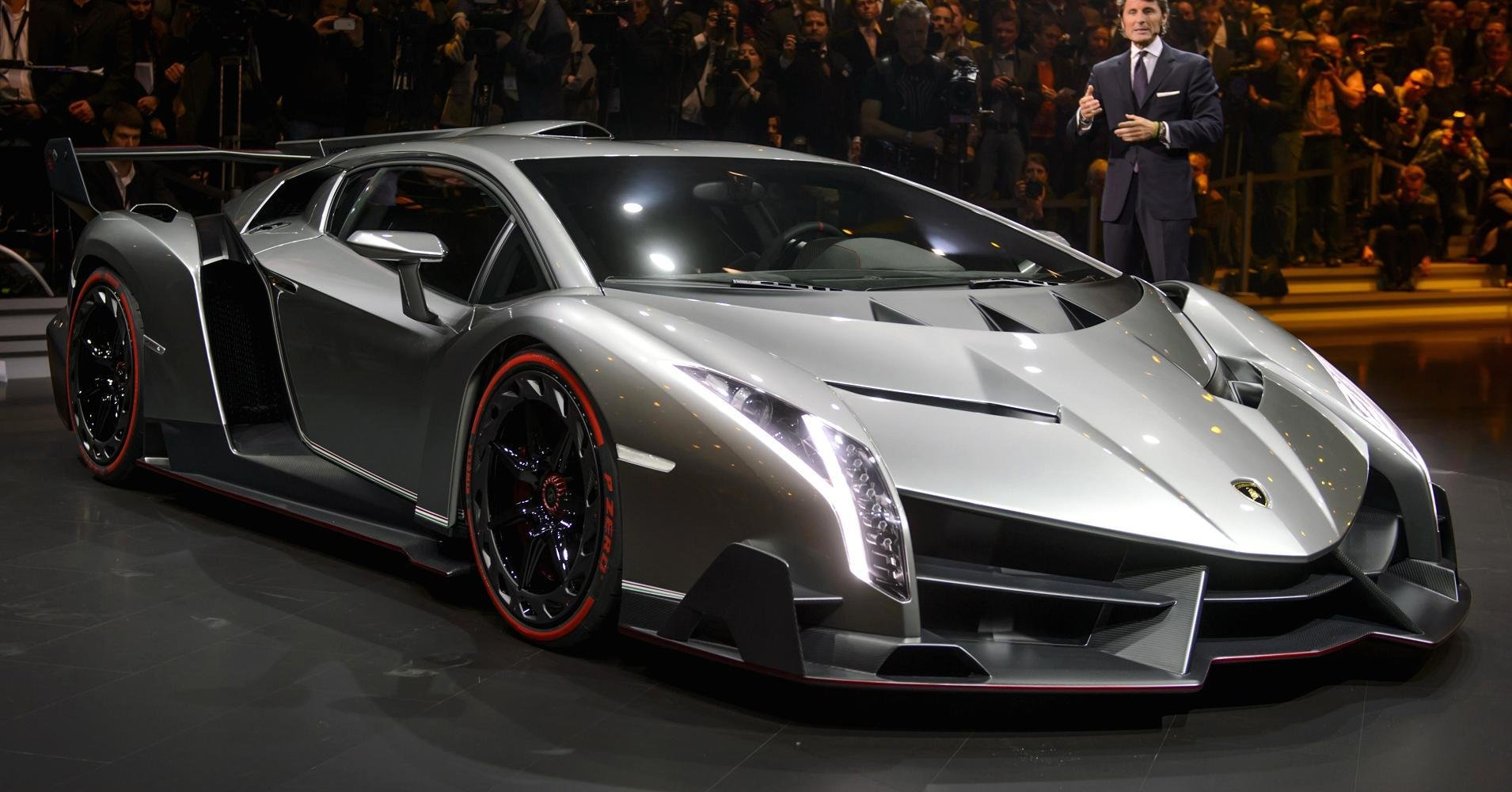 New The History And Evolution Of The Lamborghini Veneno On This Month