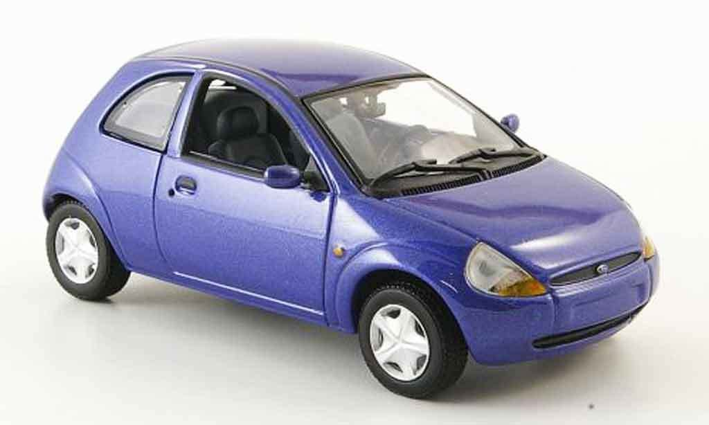 New Ford Ka Miniature Voiture Miniature Com On This Month