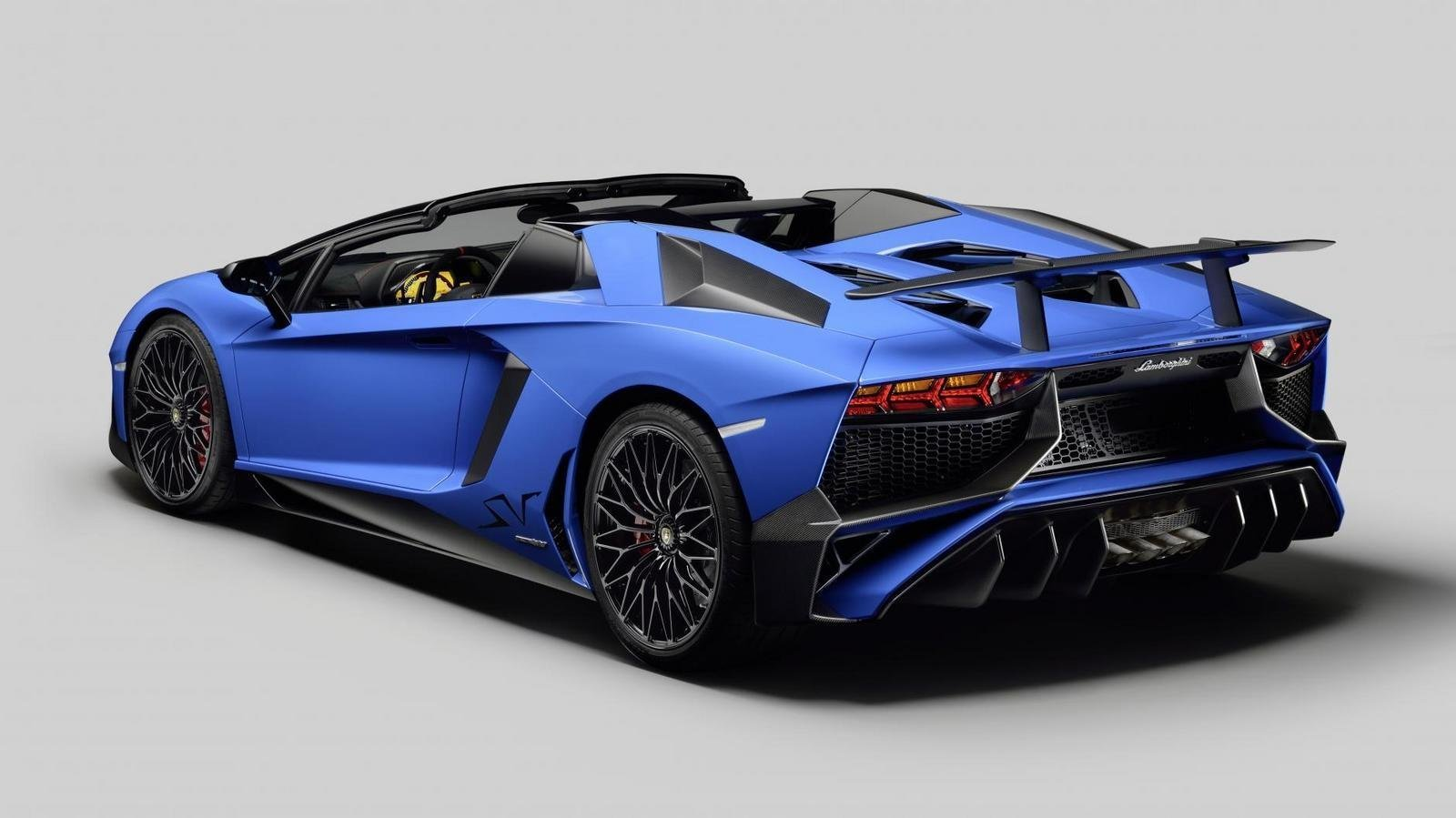 New 2016 Lamborghini Aventador Sv Roadster Picture 640485 On This Month