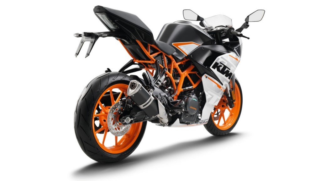 New 2017 Ktm Rc 125 Rc 390 Review Top Speed On This Month