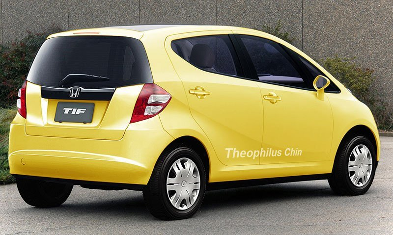 New Honda Japan Confirms New A Segment Hatchback Gives Sneak On This Month
