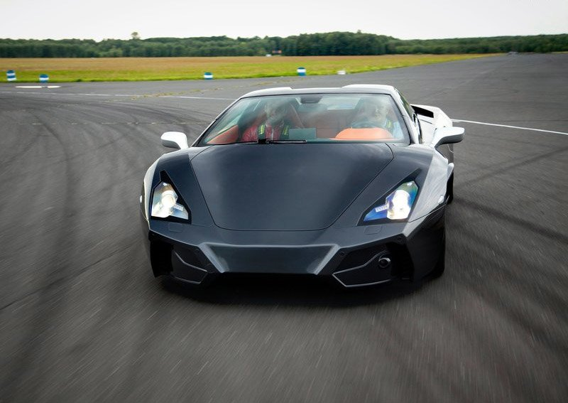 New Arrinera Supercar 2013 On This Month