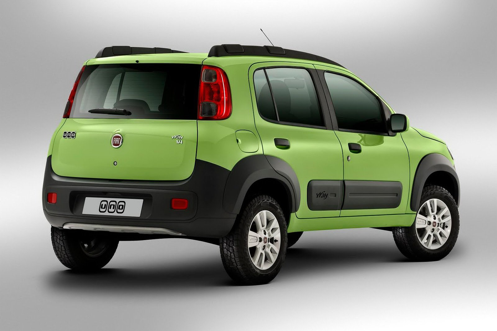 New Auto Cars New 2011 Fiat Uno Wallpaper On This Month