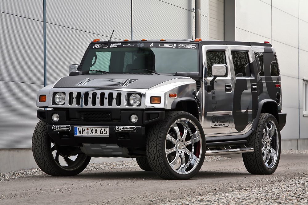 New Cars Club Hummer On This Month