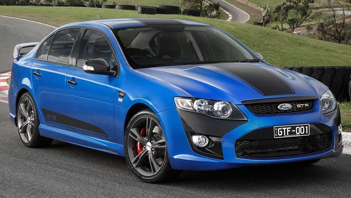 New 2014 Fpv Gt F 351 Review Carsguide On This Month