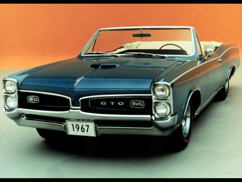 New Pontiac Gto 1967 Pictures Classic Cars On This Month