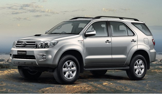 New Car Reviews Toyota Fortuner 2013 Model On This Month