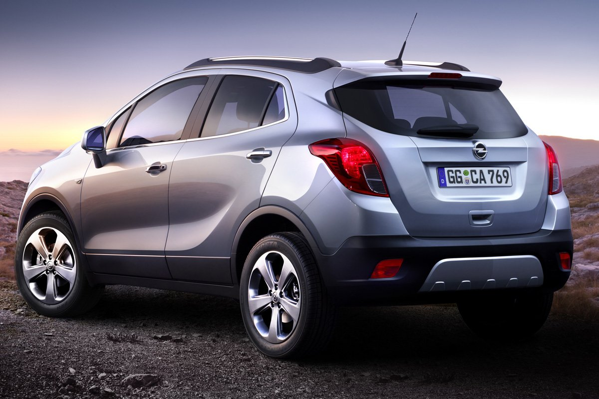 New 2013 Opel Mokka On This Month