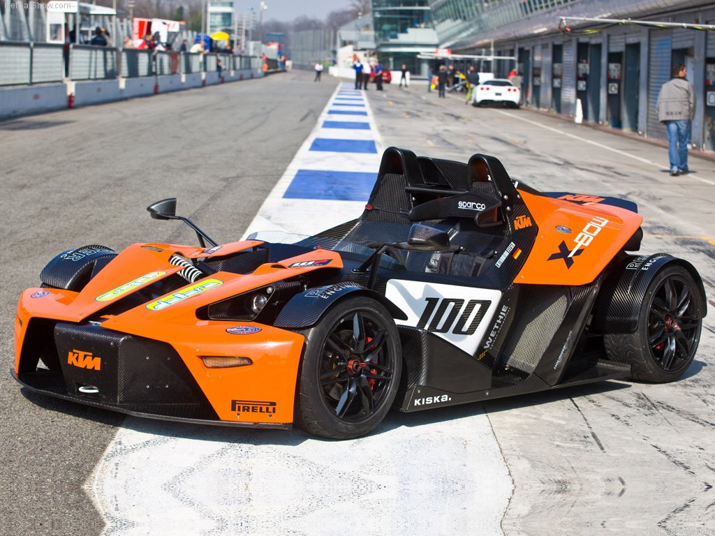 New Cars Library Ktm X Bow Race On This Month