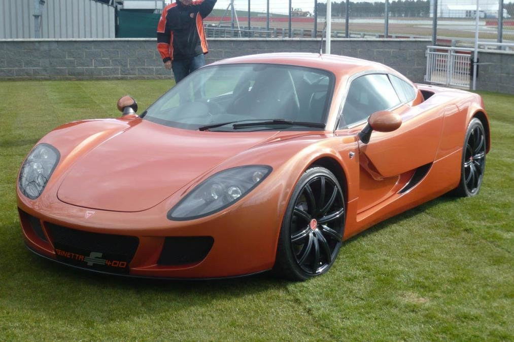 New Ginetta Buys Farbio Evo On This Month