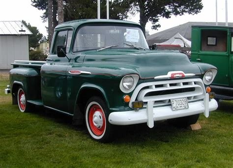 New 1955 1959 Chevy Truck On This Month