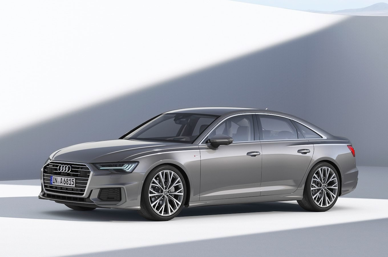 New 2019 Audi A6 First Look Motor Trend On This Month