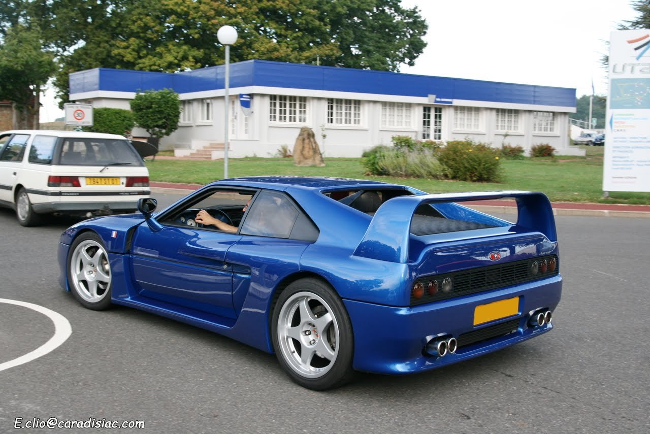 New Car Acid Venturi 400 Gt Review On This Month