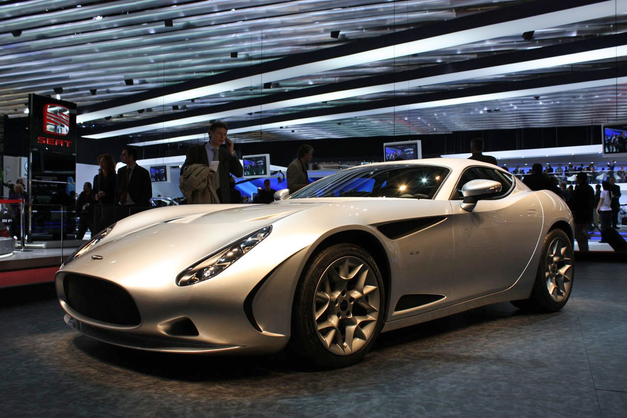 New Zagato Perana Z One Specs Detail Mantrap Auto Car Reviews On This Month