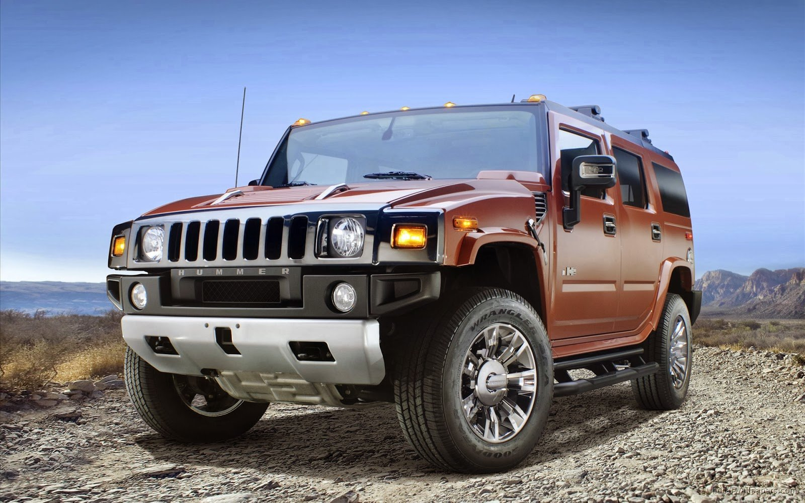 New Hummer Cars General Motor Hd Car Wallpaper On This Month