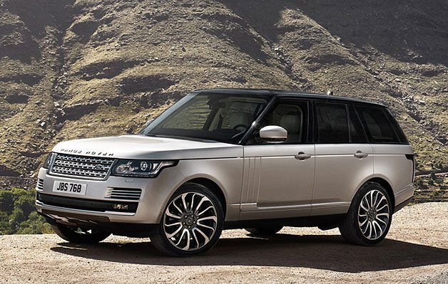 New All Bout Cars Range Rover L405 On This Month