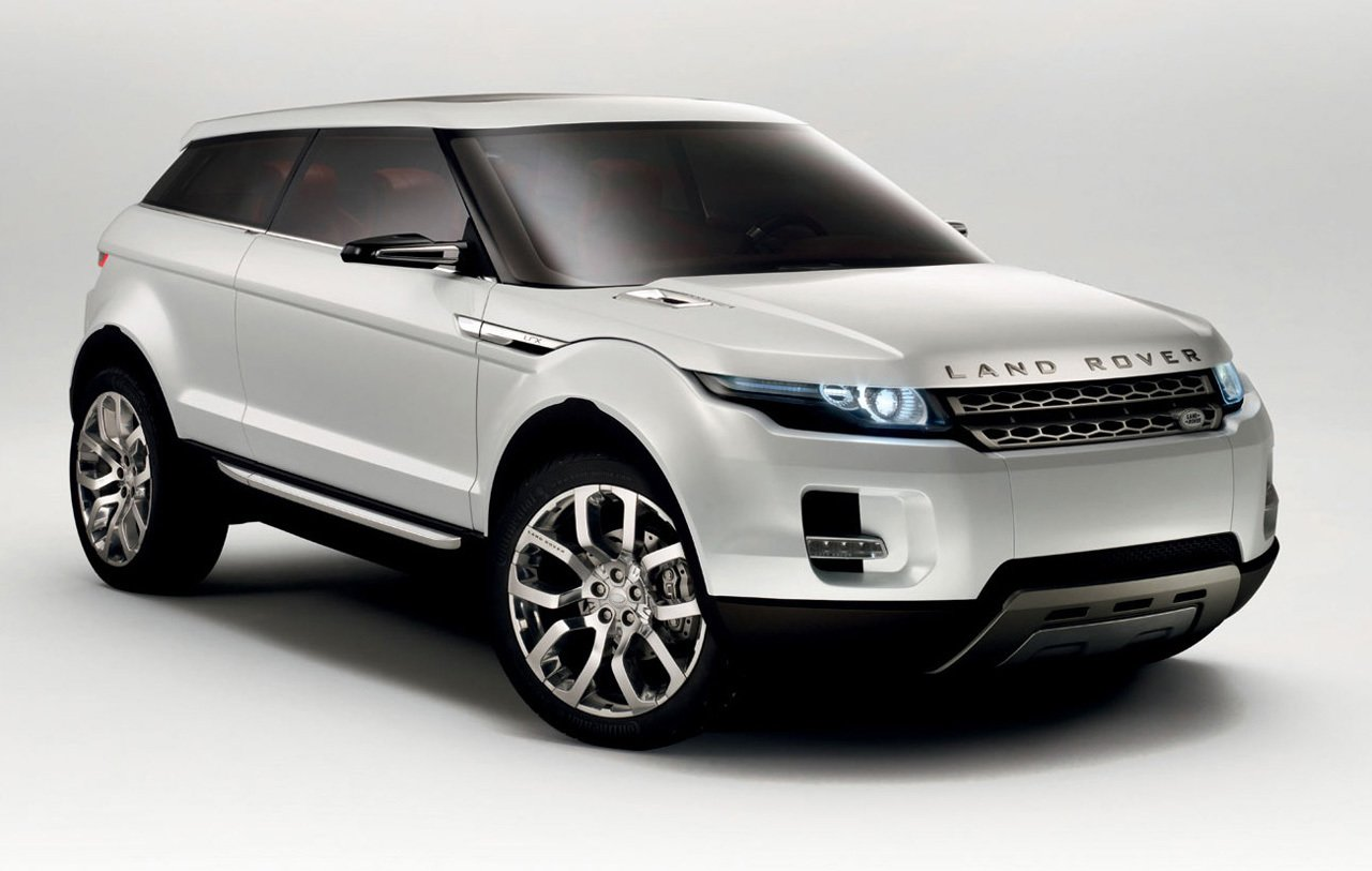 New Land Rover Lrx Concept Car Car Barn Sport On This Month