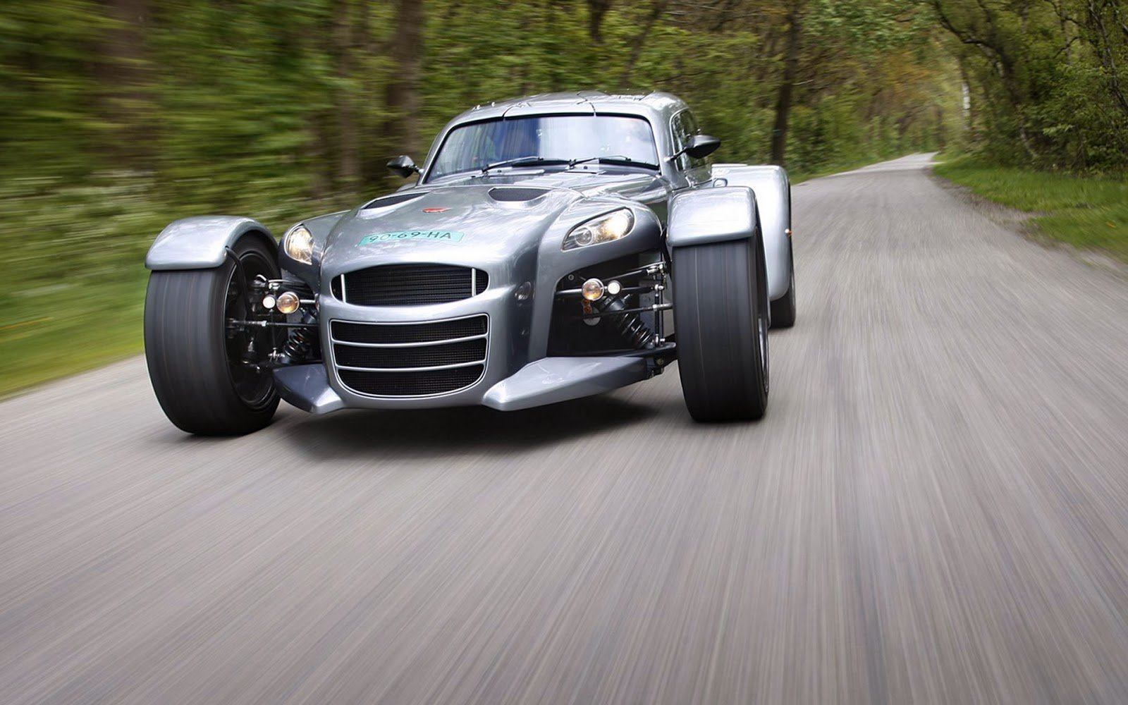 New Wallpapers Of Beautiful Cars Donkervoort D8 Gt On This Month