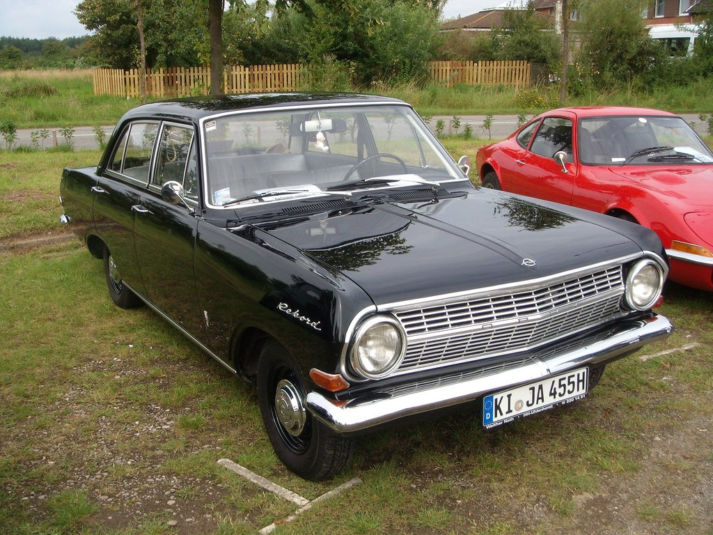 New Opel Rekord A B Opel Rekord A 1500 1963 On This Month
