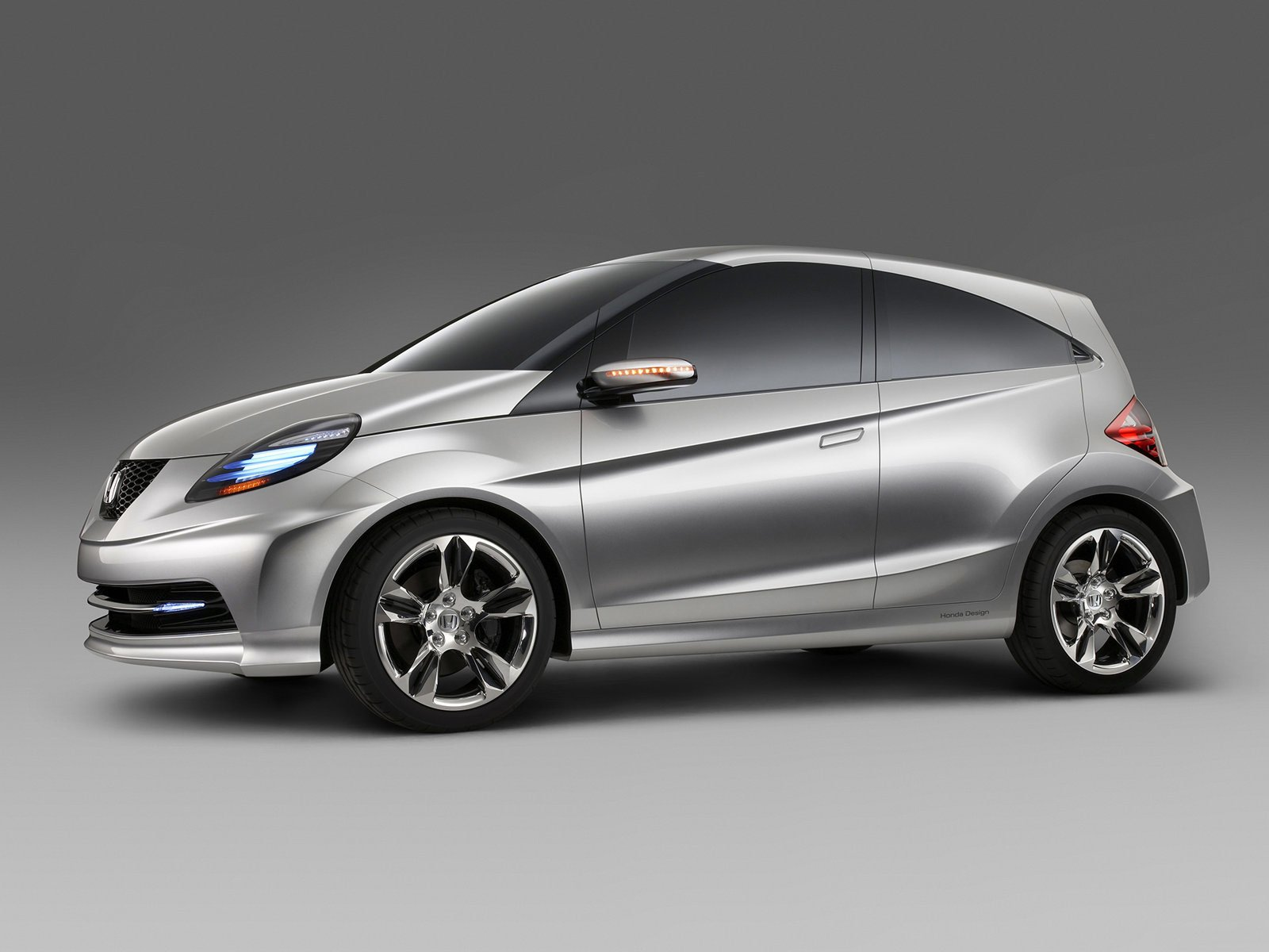 New 2010 Honda New Small Concept Car Photos Accident Lawyers On This Month