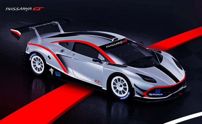 New This Is The Arrinera Hussarya Gt Racer On This Month
