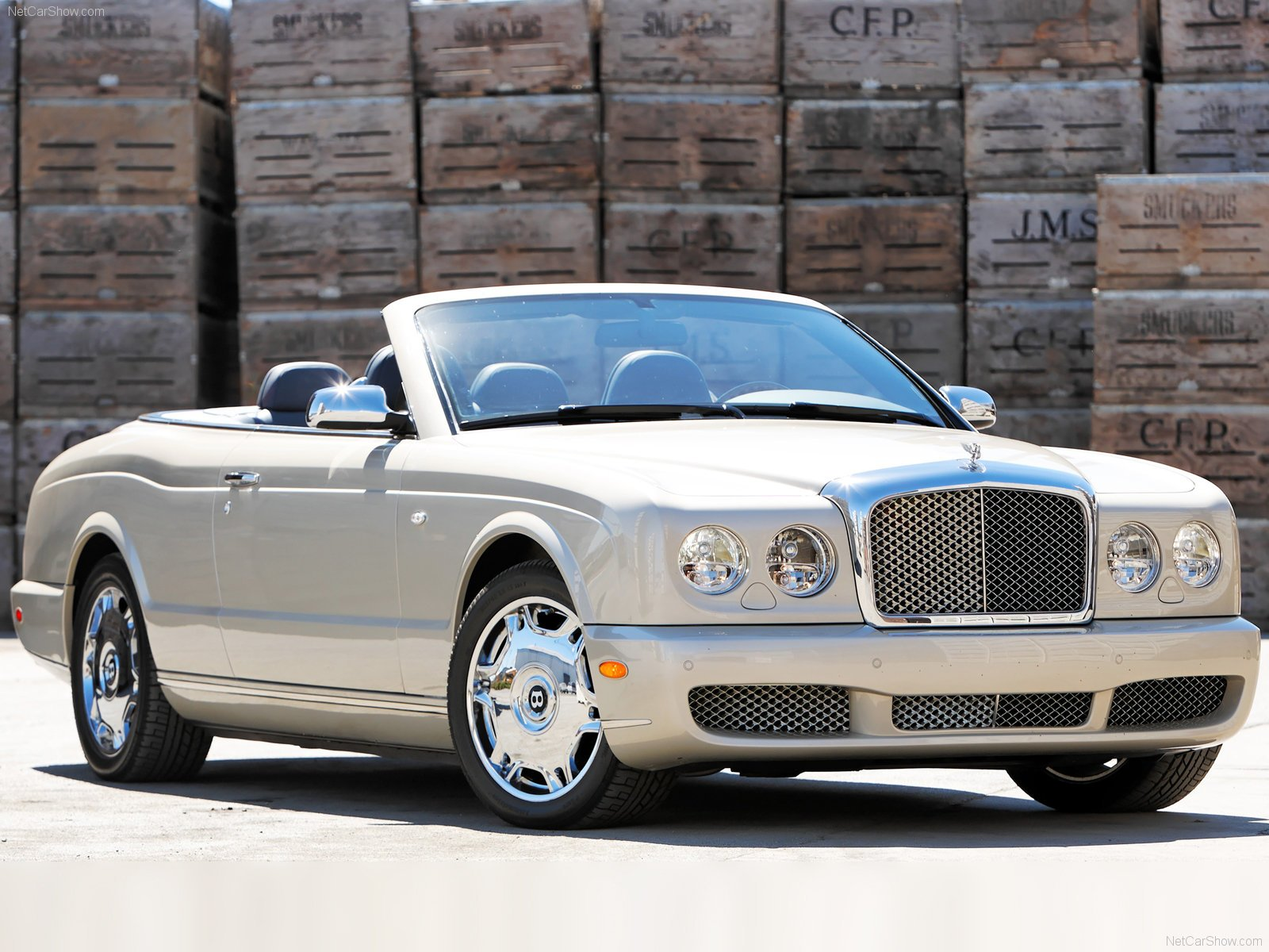 New Bentley Azure 1024X600 Car Photos On This Month