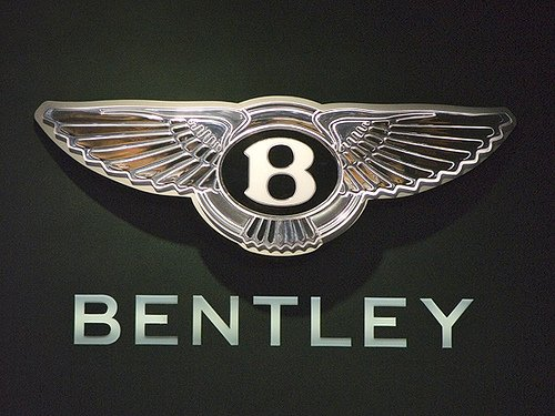 New History Of All Logos Bentley History On This Month