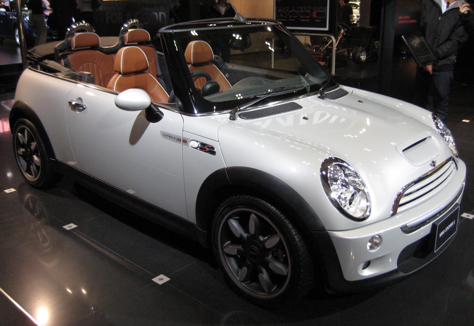 New Mini Cooper Cute And Strong Inside Car On This Month