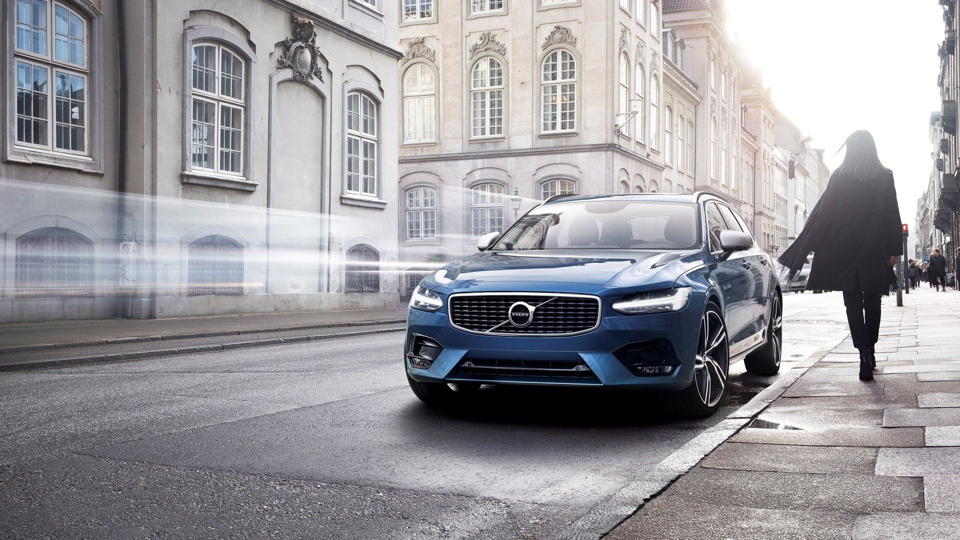 New 2017 Volvo V90 R Design Wallpaper Hd Car Wallpapers Id On This Month