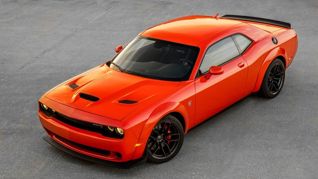 New Dodge Challenger Srt Hellcat Widebody 2018 Wallpaper Hd On This Month