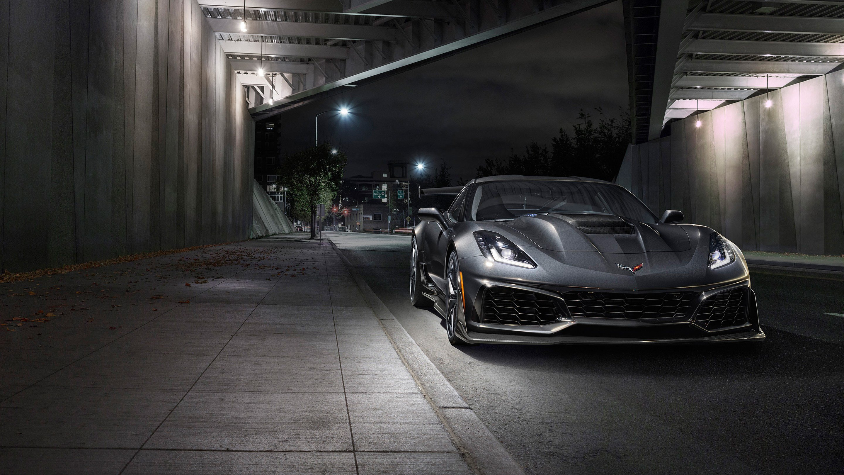 New 2019 Chevrolet Corvette Zr1 Wallpaper Hd Car Wallpapers On This Month