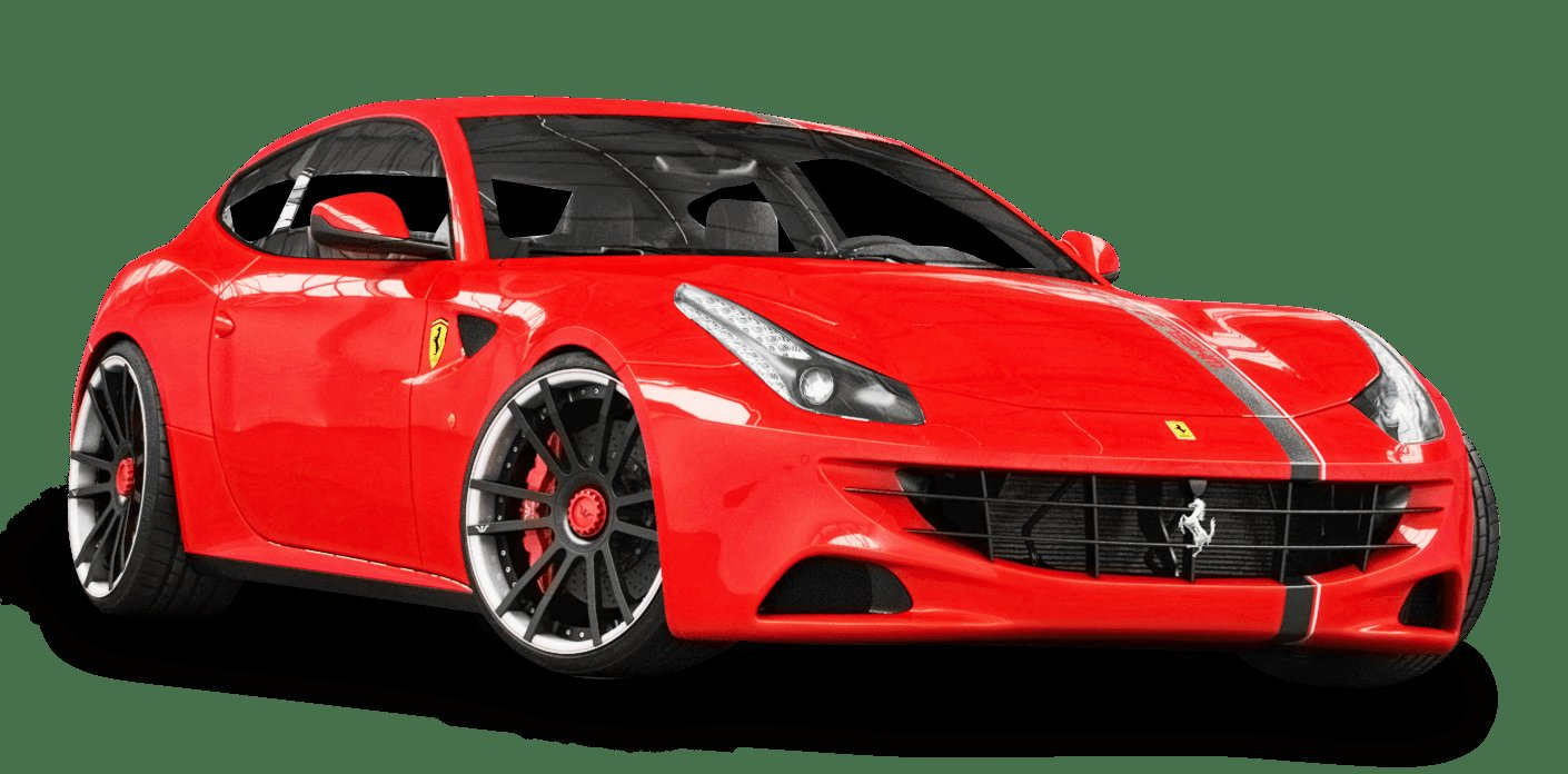 New Red Ferrari Car Png Image Pngpix On This Month