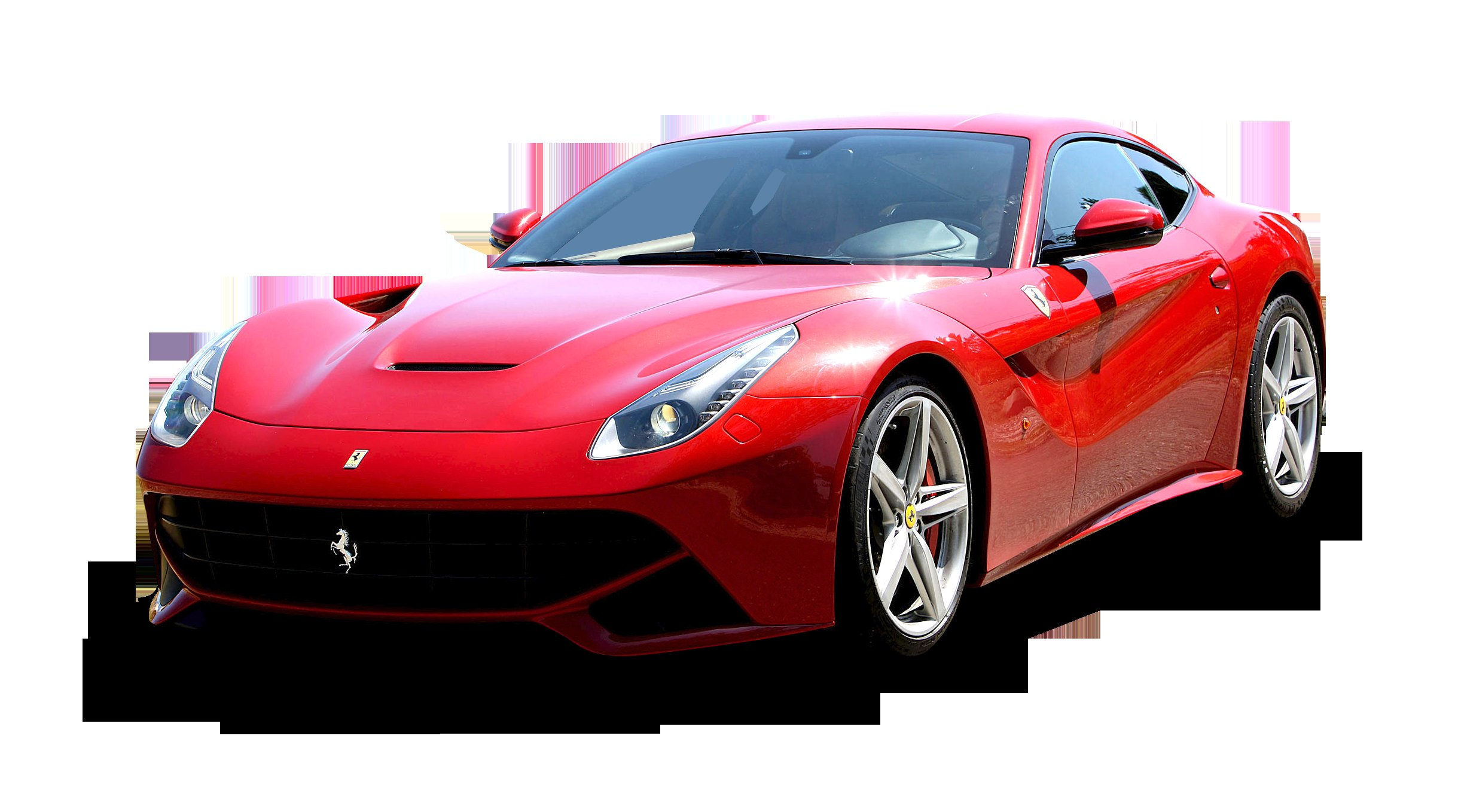 New Red Ferrari F12 Berlinetta Car Png Image Pngpix On This Month