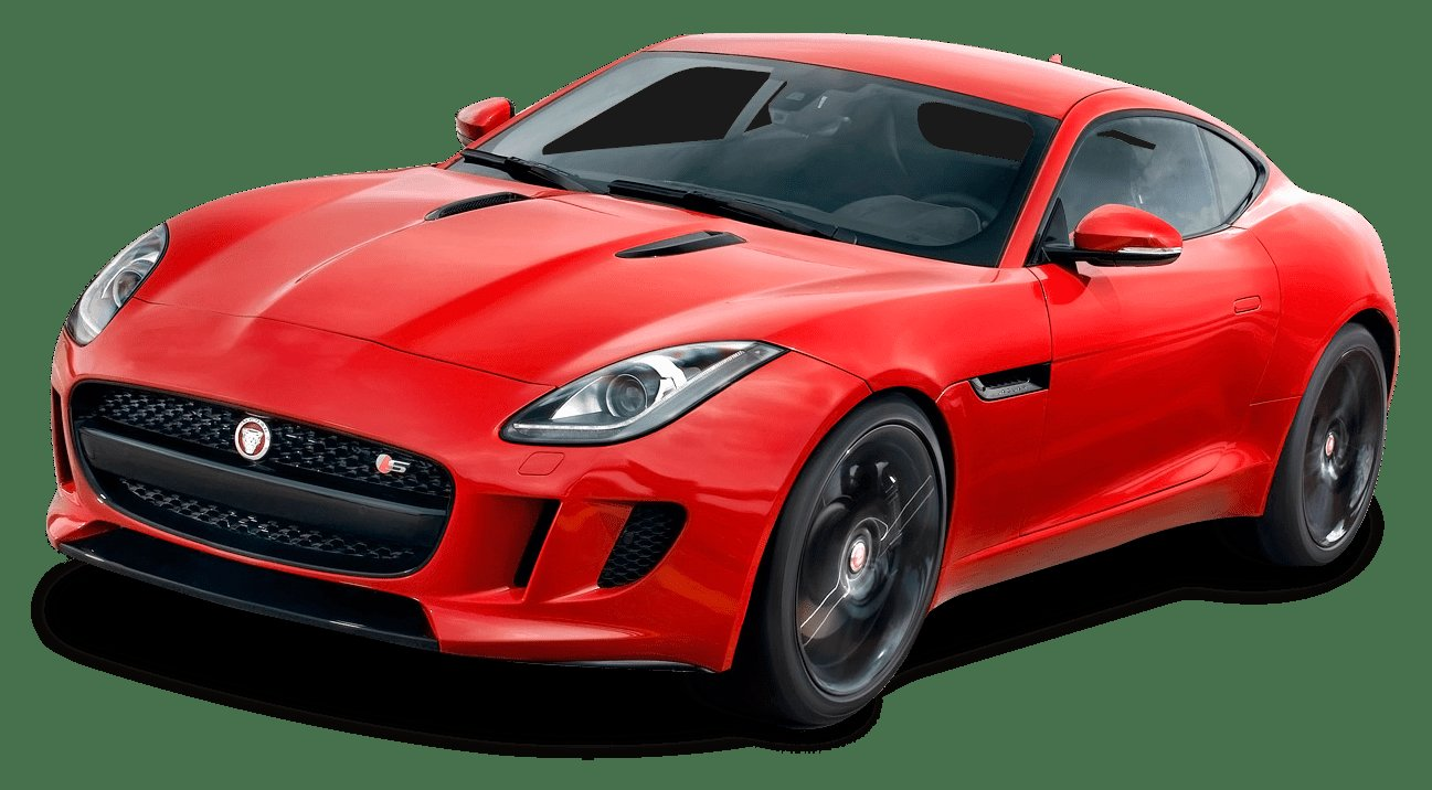 New Red Jaguar F Type Coupe Car Png Image Pngpix On This Month