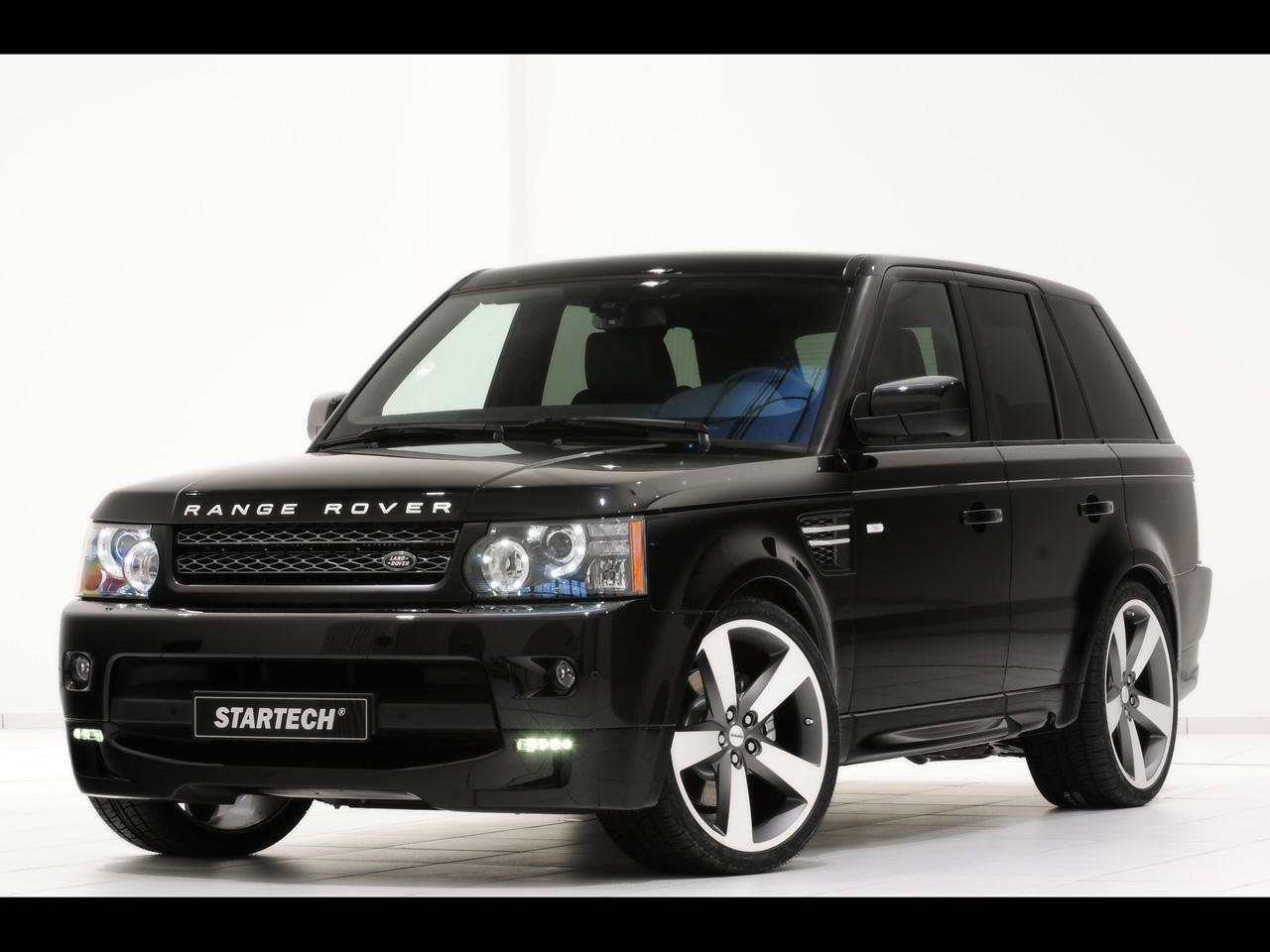 New 2010 Startech Land Rover Range Rover Wallpapers By Cars On This Month