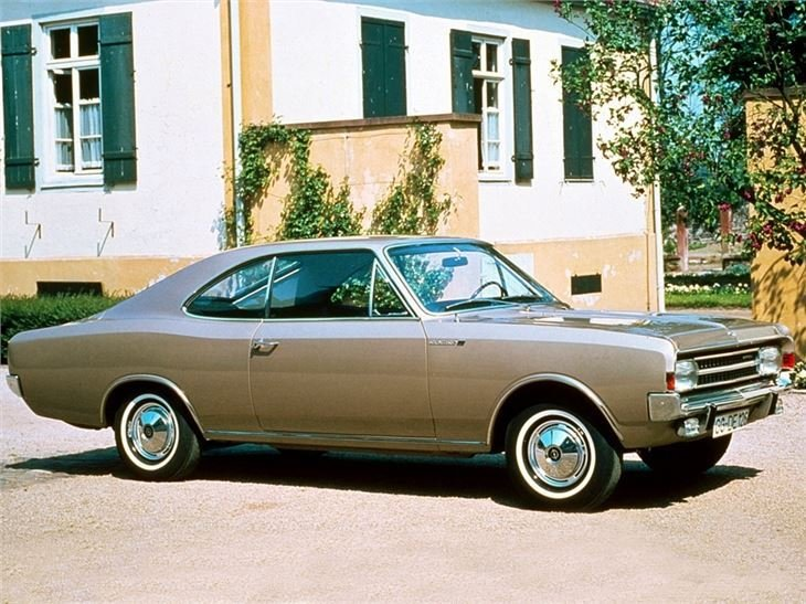 New Opel Rekord C Classic Car Review Honest John On This Month