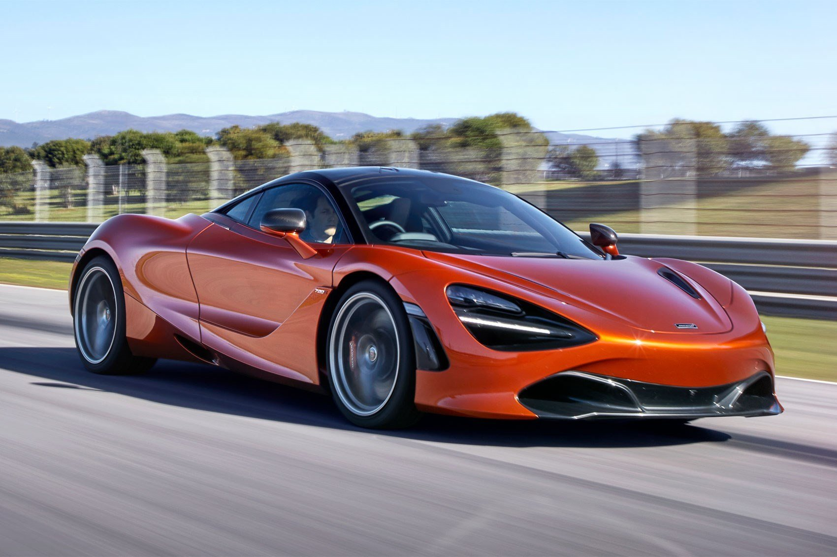 New Mclaren Storms Into Geneva With New 720S Supercar By Car On This Month