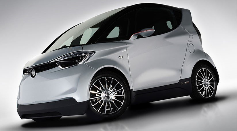 New Gordon Murray And Yamaha Reveal New Motiv City Car 2016 On This Month