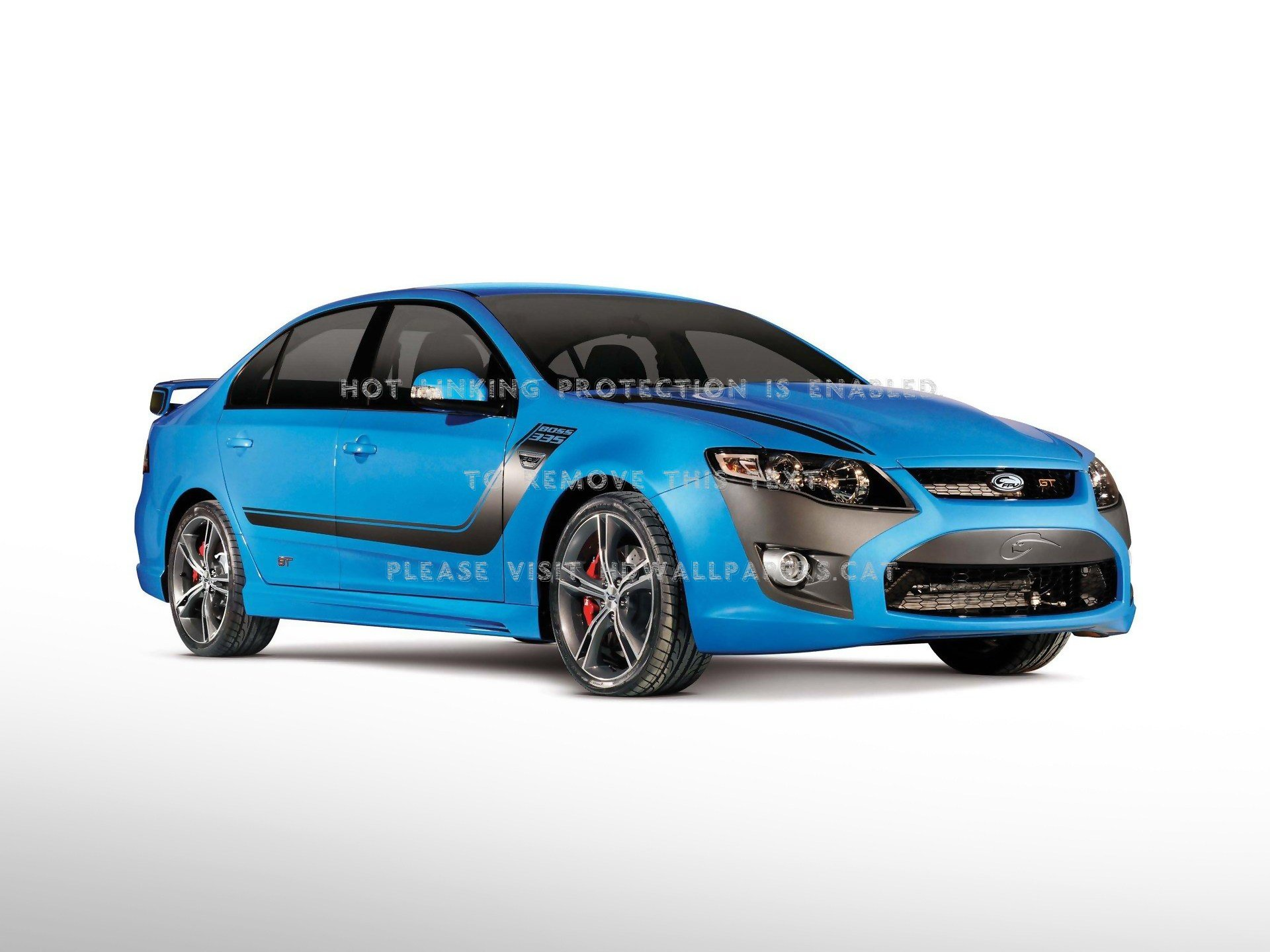 New Ford Falcon Fpv Gt Blue Car Hd Wallpaper 1886561 On This Month