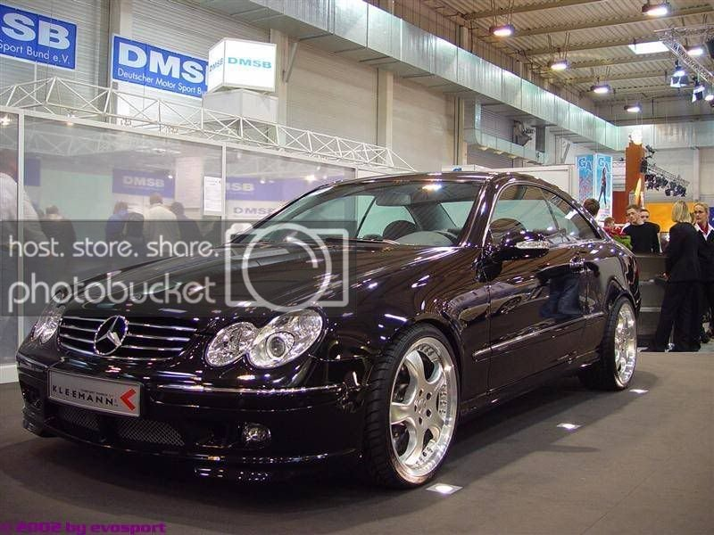 New Kleemann Cars Pics Mercedes Benz Forum Amg Forums On This Month