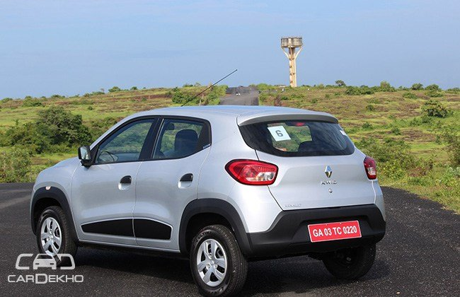 New Renault Kwid Second Biggest Thing After Maruti 800 On This Month
