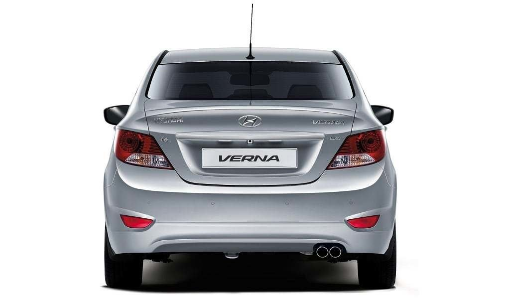 New Hyundai Fluidic Verna India Price Review Images On This Month