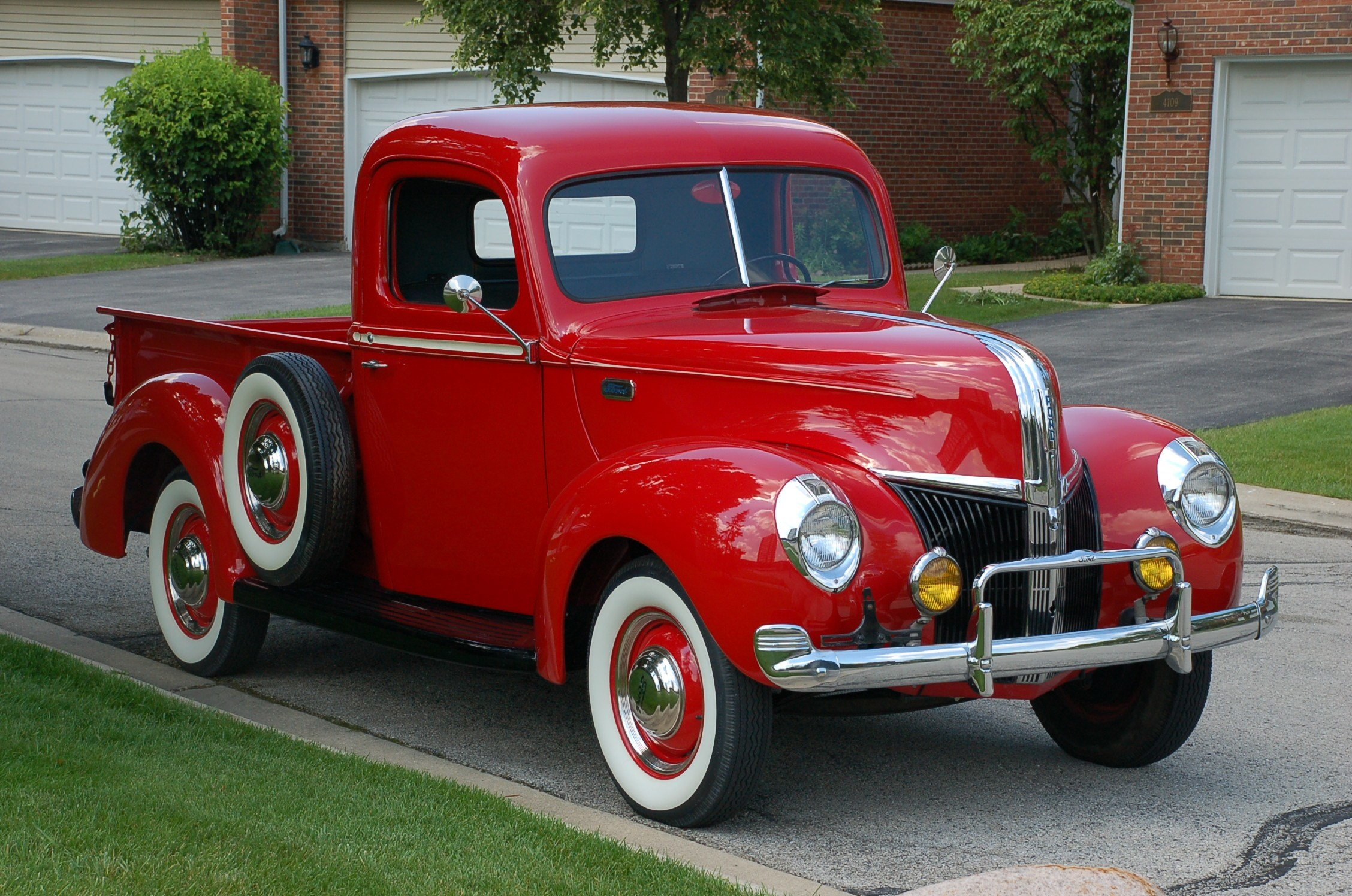 New 1940 Ford Pickup Information And Photos Momentcar On This Month Original 1024 x 768