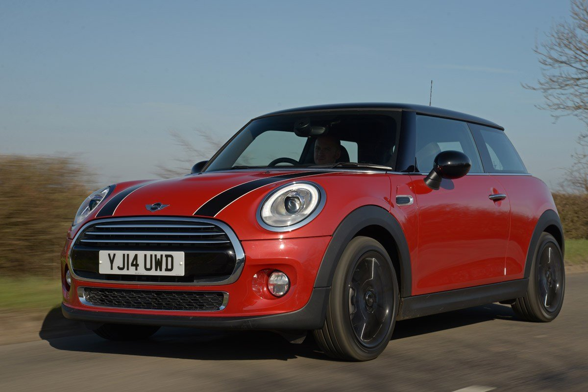 New Mini Tops List Of Brands With Best Residual Car Values On This Month