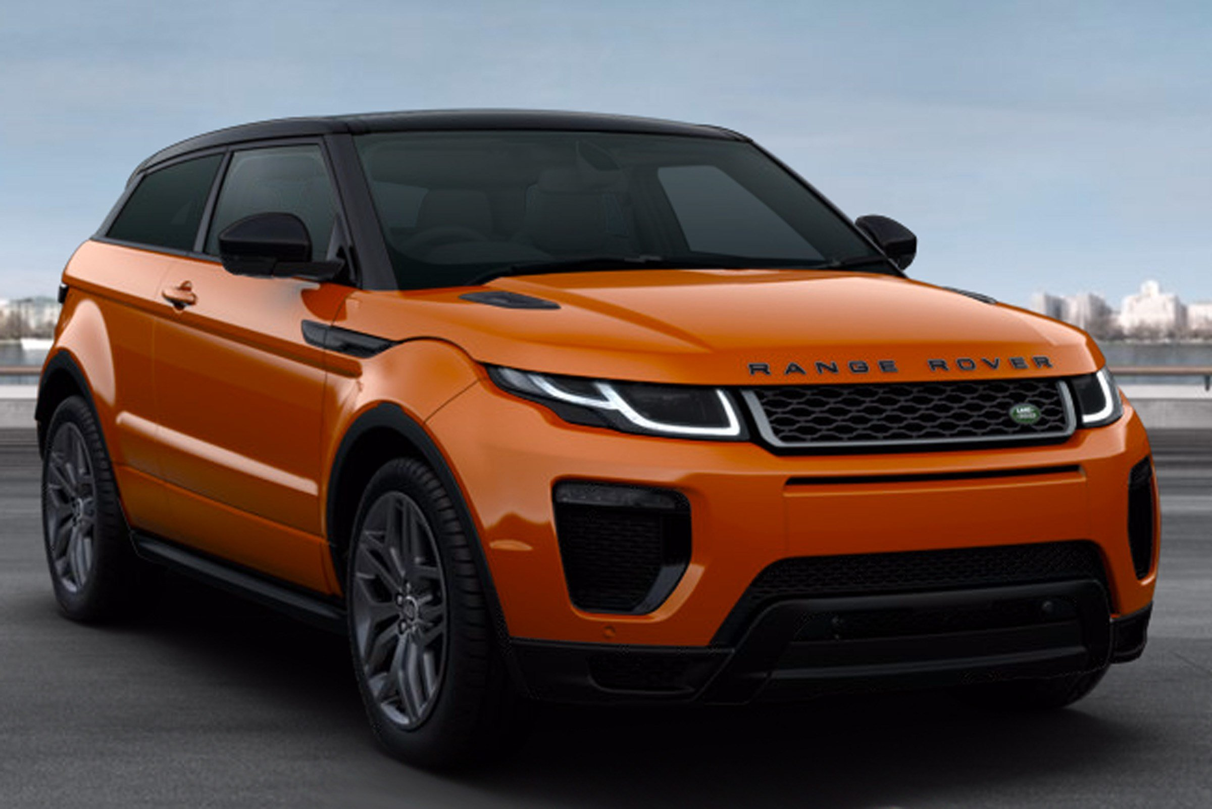New Land Rover Configurator The £71K Range Rover Evoque Car On This Month