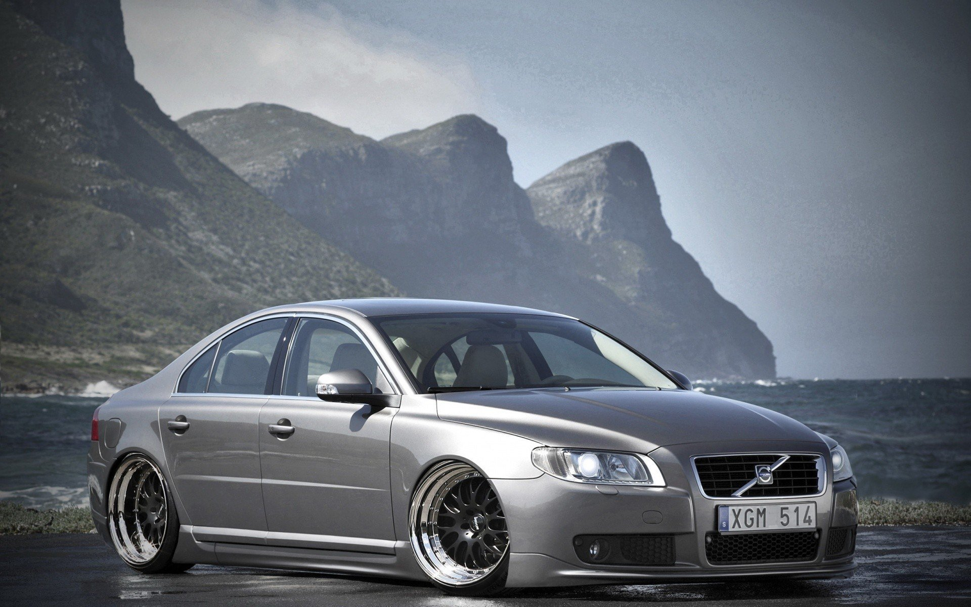 New Volvo Cars Mountains Vehicles Wallpaper Allwallpaper In On This Month