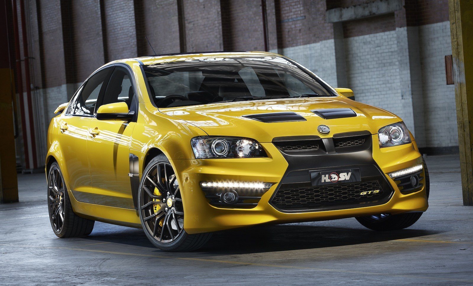 New Hsv Gts 25Th Anniversary Limited Edition Unleashed Photos 1 Of 10 On This Month
