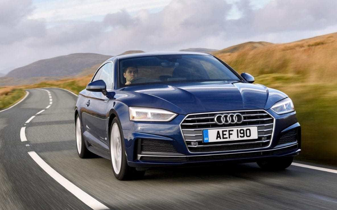 New Audi A5 Review Handsome Looks But Can It Beat Bmw And On This Month